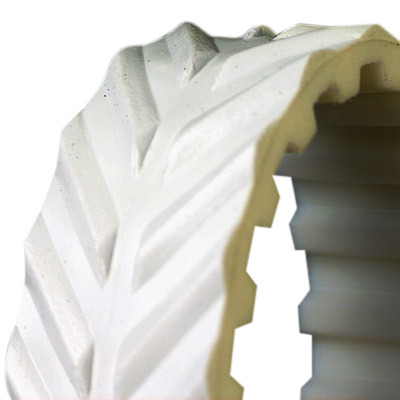 PVC - Fischgräte