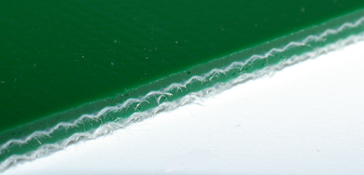 MIGCP22-14A PVC Transportband grün zweilagig