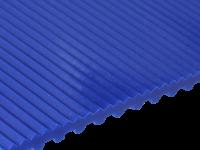 Zahnriemen T5 blau Triangel 2-5 mm FDA für Lebensmittel